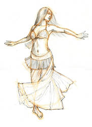 Dancer 10 by ChristineAltese
