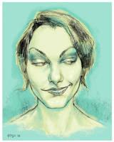 Smirk by ChristineAltese