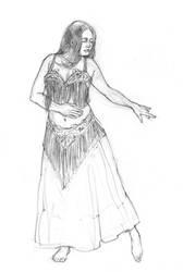 Dancer 2-25 by ChristineAltese