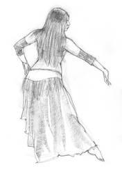 Dancer 2-26 by ChristineAltese