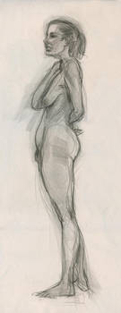 Life Drawing 2 by ChristineAltese