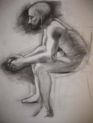 Third Week Male Nude 01 by londerwost