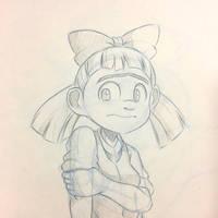 Character Poll #65: Helga Pataki by kaiyuan
