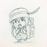Character Poll #139: Tressa by kaiyuan