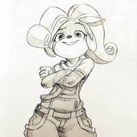 Character Poll #140: Coco Bandicoot by kaiyuan