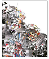 manmachine by AREA666
