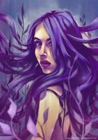 Magic Violet by Meggie-M