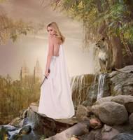 Huntress by Elchanan