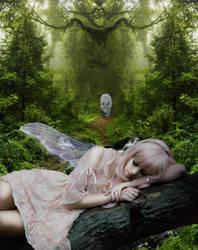 Laying In Wait by Elchanan