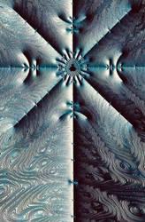 Suminagashi Mandelbrot set by Metafractals