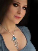 OCTOPUS - necklace III by AnnaMroczek