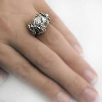 FREE MIND - ring IV by AnnaMroczek
