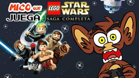 el mico juega lego star wars by eruan84