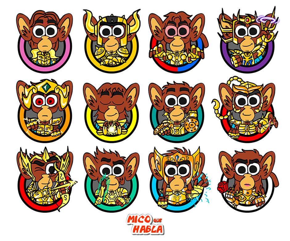 album mico 12 dorados by eruan84