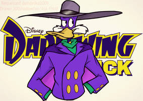 Request: Darkwing Duck by 200shadowfan