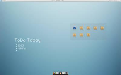 May Archlinux Desktop V2 by beta992