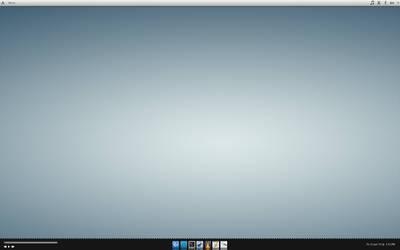 Arch Linux KDE Desktop V4 by beta992