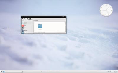 KDE 4.10 by beta992
