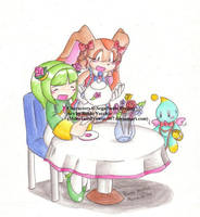 Sonic X : ...More Tea? by MilesTailsPrower-007