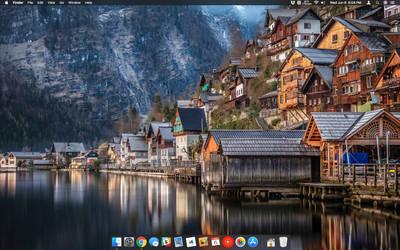 Macintosh Desktop - June 2018 by thejimmyjames