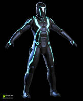 Tron Evolution by Ten24