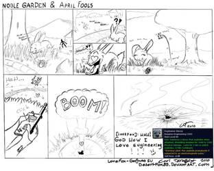 WoW: Noblegarden April Fools by DesertFox85