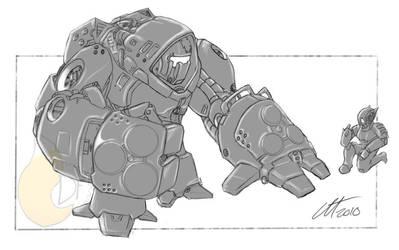 Biggie Smalls by DesertFox85