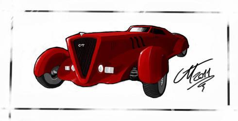 Oldmobile by DesertFox85