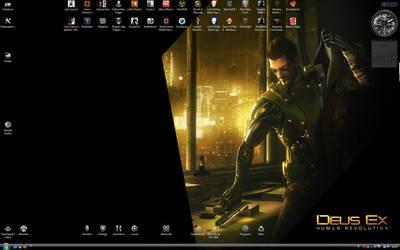 Desktop 2011 by DesertFox85