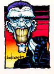 1987 Demon Joker by Frohickey
