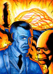 Quatermass and the Pit by Frohickey