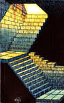 Underground Stairway 2 by Frohickey