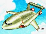 Thunderbird 2 by Frohickey