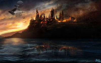 Star Wars X Harry Potter [The Empire Invades Mk I] by Jedimasterhulk