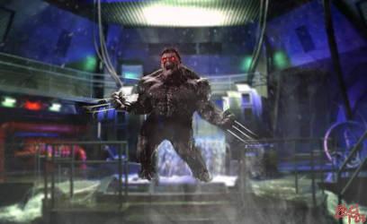 Weapon H [Wolverine x Hulk] by Jedimasterhulk