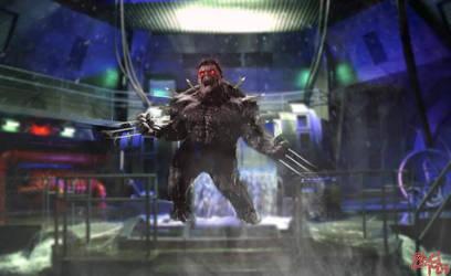 Weapon H [Wolverine x Hulk] (Spikes) by Jedimasterhulk