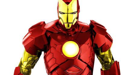 Classic Ironman [Comics Classics Series] by Jedimasterhulk