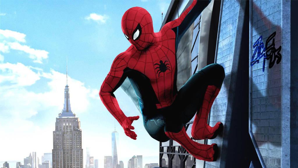 Spider Man first appearance suit (Steve Ditko) by Jedimasterhulk