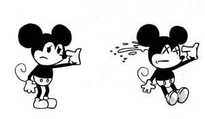 Suicide Mouse by herrdoktorknave