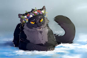 Yellowfang by Alder-Leaf