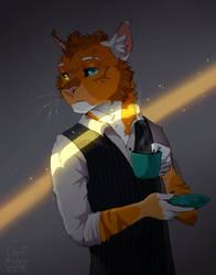Tea by Alder-Leaf