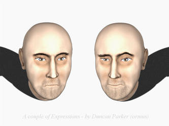 A couple of expressions by ormus