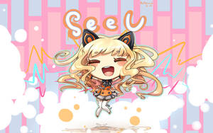 Start, it's SeeU time!! by KittyCouch