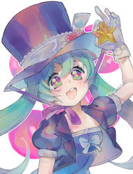 Magical Mirai 2013 by KittyCouch