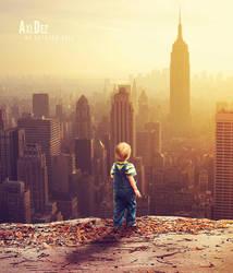 see the world... by ImagineDuke