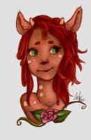 Charity Portrait Commission 03 by Monique--Renee