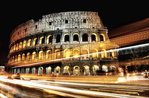 Coliseum in Roma by russinov