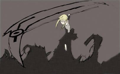 Maka Warlock Hunter! by Zephyrus-kun
