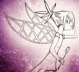 Disgaea fairy by Zephyrus-kun