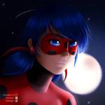 Ladybug by KimiaArt